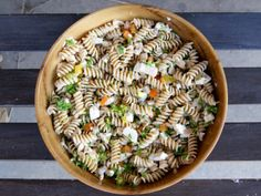 Tasty Tuesday: 10-minute Chicken Pasta Salad Recipe