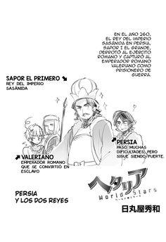 ヘタリア: Hetalia World ☆ Stars - Capítulo 55