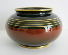 Flower Pots, Vases, Designers, Pottery, China, Studio, Antiques, Interior, Silver