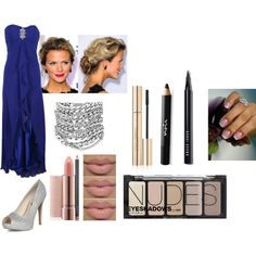 """Prom 2015 part two"" by jordanniesel on Polyvore"