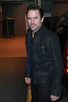 Times Square Gossip: CHARLES ESTEN VISITS AOL IN NEW YORK CITY
