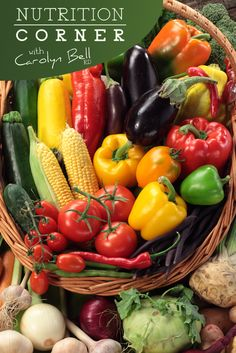 At Market Basket, we love the variety of spring and summer vegetables found in our produces aisles.