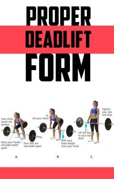 Performed correctly, the deadlift is one of the top 2 exercises you could possibly perform.