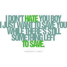 "Rise Against, ""Savior"""