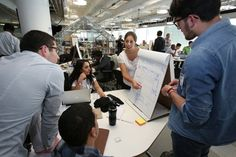 """""""Golden Ticket"""" Unwraps Top Prize At First London Hackathon 