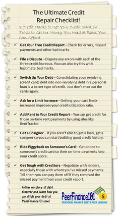 8 steps I used to boost my FICO credit score by almost 200 points and save thousands on new loans. More detail in the article but this checklist will get you started increasing your credit score fast, like within a month fast! Don't avoid your credit What Is Credit Score, How To Fix Credit, Improve Your Credit Score, Build Credit, Boost Credit Score, Fixing Credit Score, Paying Off Credit Cards, Rewards Credit Cards, Credit Dispute