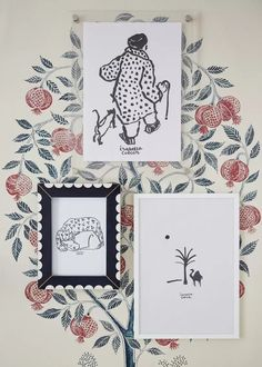 Things to put in frames: Isabella Cotier | House & Garden