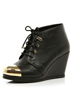 Support System: 10 Wedge Booties That Won't Kill Your Feet