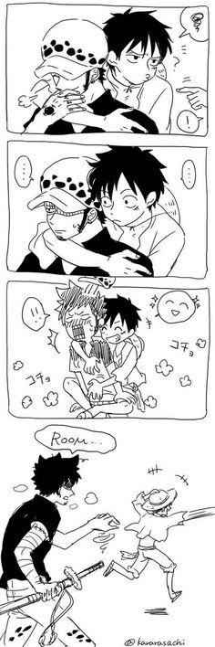 Lawlu - One Piece