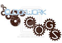 Clockwork Cogs Logo by ~Jakkeebler on deviantART