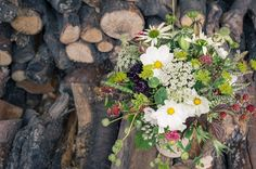 A Day in the Life … Pyrus: growing seasonal and organic wedding blooms in a Scottish walled garden