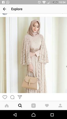 Likes, 45 Comments – Gaun Dress Brokat Muslim, Dress Brokat Modern, Kebaya Muslim, Muslim Dress, Model Kebaya Brokat Modern, Kebaya Modern Hijab, Kebaya Hijab, Kebaya Dress, Dress Pesta