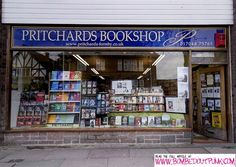 Pritchards Bookshop in Crosby, Liverpool.