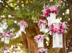 19 IKEA Flower Hacks to Brighten Up Your Wedding Decor via Brit Co
