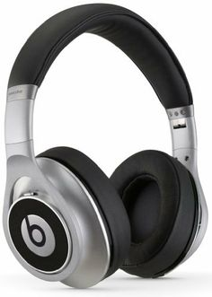 Beats by Dr. Dre Executive Cuffie Over-Ear - Argento di Beats by Dr. Dre, http://www.amazon.it/dp/B008LT0NUO/ref=cm_sw_r_pi_dp_K.dYsb13N49TX