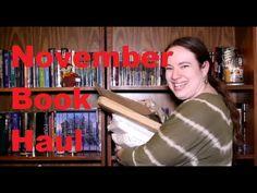 November & Black Friday Book Haul + Unboxing