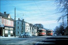 Broad and 2nd Avenue, Bethlehem, Pa May 24th, 1953