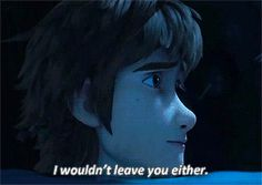 "wookieeleaks: """"Toothless! Go! Save yourself! "" "" < I have seen this episode several times now and I cry at this part every single time. Hiccup and Toothless. RTTE."