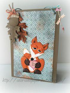Punch-Art - Fuchs - Fox