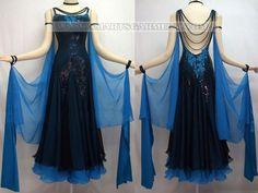 cheap ballroom dancing apparels,fashion ballroom competition dance apparels:BD-S