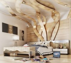 Master Bedroom on Behance