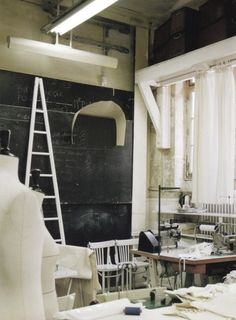 Maison Martin Margiela Studio in Paris, rue Saint-Maur