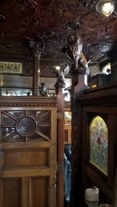"""My Research Trip to Belfast for """"And The Buntings Flew"""" Liquor Bar, Buntings, Belfast, Crown, Bunting Garland, Corona, Crowns, Crown Royal Bags"""