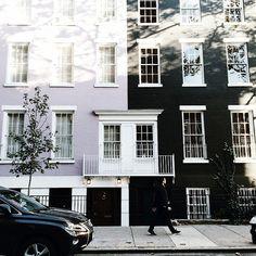 ashbishop:  Macdougal Street.