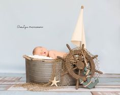 Newborn photography. Newborn baby boy photo ideas. Photography prop ideas…
