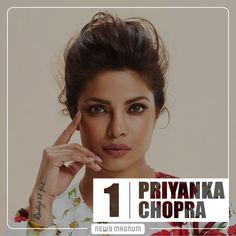 The very beautiful and exceptionally sexy Priyanka Chopra has been voted the winner of Sexiest Asian Women in the world.   But it was a close competition and everyone in the top ten – twenty – thirty – is just gorgeous.