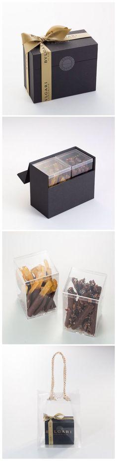 packaging / package design   Bvlgari Japan