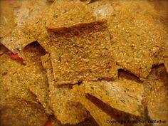 Flax Cracker - Zucchini based -