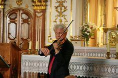 Hora de Mercado, Hora de Música. 17 de Enero de 2015. Concierto dúo de violines.