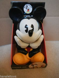 Talking Mickey Mouse Cookie Jar by Impulse