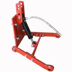 The Three Point Lift comes with a fixing plate to allow it to be adapted for a wide variety of uses. The rigid arms and single acting hydraulic cylinder make it an ideal low cost way to add a front lift . Where a vehicle, quad bike or tractor does not have a hydraulic system …