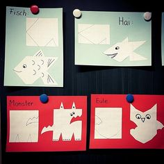 Mc Escher, Escher Kunst, Escher Art, Projects For Kids, Art Projects, Crafts For Kids, Zentangle, Tessellation Art, 8th Grade Art