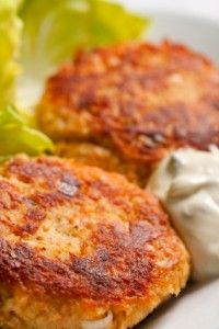 Spicy Salmon Patties recipe to try Plus numerous other seafood recipes that look delicious. Fish Dishes, Seafood Dishes, Fish And Seafood, Main Dishes, Fish Recipes, Seafood Recipes, Cooking Recipes, Seafood Appetizers, Tinned Salmon Recipes