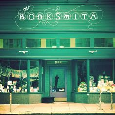 The Booksmith in SF by Russel Kipnis