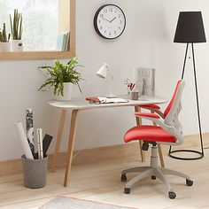 Buy Oak House by John Lewis Anton Desk from our Office Desks range at John Lewis & Partners. Dining Room Furniture, Kids Furniture, Lacquer Furniture, Disney Rooms, Image House, Home Collections, Home Buying, Space Saving, Anton