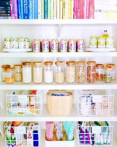 new ideas for pantry closet remodel small spaces Pantry Organisation, Kitchen Organization, Organization Hacks, Organized Pantry, Organizing Ideas, Organising Hacks, Pantry Ideas, Kitchen Ideas, Small Pantry Closet