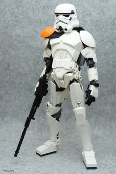 """Sandtrooper"" by nobu_tary: Pimped from Flickr"