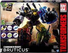 Unique Toys UT Bruticus /& Combiners Robots /& COMBATICONS /& ONSLAUGHT set New HK