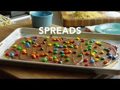 Spreads Video! | The Pioneer Woman