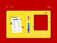 디자인 커미션 •• 또또 (@2DDO_design) / Twitter Pop Stickers, Gift Box Design, Nct Album, Instagram Design, Little Puppies, Origami, Paper Toys, Photo Cards, Stationery