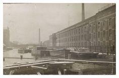 The Union Canal at Fountainbridge. Photograph by Francis Chrystal. Edinburgh Scotland, Old Things, Photograph, Street View, Painting, Photography, Painting Art, Photographs, Paintings