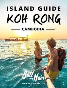 Koh Rong is Cambodia's paradise island that you are looking for! This guide will tell you what to do on Koh Rong. The paradise island in Asia.