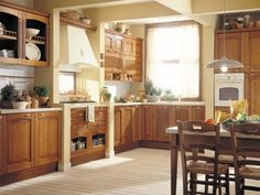 Great Rustic Italian Kitchen Designs