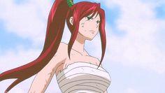 Jerza, Erza Scarlet, Fairy Tail, Anime, Art, Art Background, Kunst, Fairytail, Cartoon Movies