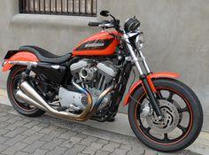 Racing Cafè: Harley XL 1200 R Sportster 2005 by Tramp