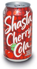 Cherry Shasta Cola